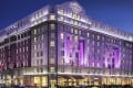 An artist's impression of the Hard Rock Hotel London, which will open in April.
