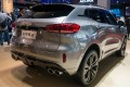 Great Wall unveils its VV5 SUV at the Shanghai Auto Show 2017. The company exported 45,129 vehicles last year. Photo: SCMP