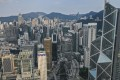 Hong Kong's Central district. Yields for class A office properties have historically been higher in some Asian markets compared with those in North America and Europe, according to an industry observer. Photo: Winson Wong