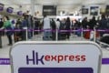 HK Express is the city's only budget airline. Photo: Sam Tsang