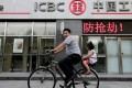 Mainland banks have cautioned that non-performing loans could rise this year. Photo: Reuters