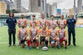 South China Tigers lost their first game in Global Rapid Rugby. Photo: Ike Li / Ike Images