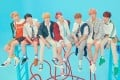 BTS, the American Billboard chart-topping K-pop group, will release its latest album on April 12. Photo: Big Hit Entertainment