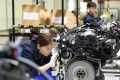The Caixin/Markit Manufacturing Purchasing Managers' Index expanded at the strongest pace in eight months in March as it rose to 50.8 from 49.9 in February. Photo: Reuters