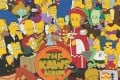 The 'KAWS ALBUM', a parody of the cover of The Beatles' 1967 album 'Sgt Pepper's Lonely Hearts Club Band' by the American former street artist, KAWS, has been sold for US$14.8 million at a Sotheby's auction in Hong Kong on April 1. Photo: Sotheby's