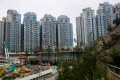 Almost a third of 5,500 new flats in Hong Kong were sold through tender in the first quarter of this year, according to data from the Sales of First-hand Residential Properties Authority. Photo: AFP