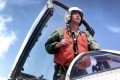 Fighter pilot Wang Wei was killed because his parachute did not open in time as he tried to escape his aircraft, according to military sources. Photo: Baidu