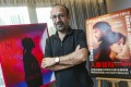 Oscar-winning Iranian filmmaker Asghar Farhadi in Hong Kong, where he introduced a screening of his latest film, Everybody Knows, set in Spain and starring Penelope Cruz and Javier Bardem, at the Hong Kong International Film Festival. Photo: David Wong/SCMP