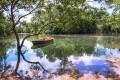 A pond on Pulau Ubin, an unspoilt island just off the coast of mainland Singapore. Photo: Shutterstock