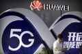Huawei 5G technology is being used by one of South Korea's telcos. Photo: AP