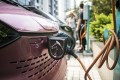 China dominates the electric vehicle supply chain, producing nearly two-thirds of the world's lithium-ion batteries. Photo: Bloomberg