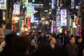 Less than 5 per cent of South Korea's population of 51 million count themselves as non-Korean. Photo: AFP