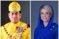 Crown Prince of Kelantan state, Malaysia, Tengku Muhammad Faiz Petra will marry 33-year-old Swedish national Sofie Louise Johansson on April 19. Photo: Twitter