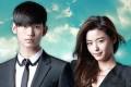Kim Soo-hyun (left) and Jun Ji-hyun starred in the romantic fantasy series 'My Love from the Star'.