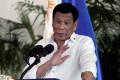 Philippine President Rodrigo Duterte enjoys high levels of support among Filipino overseas. Photo: Reuters