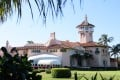US President Donald Trump's Mar-a-Lago resort in Palm Beach, Florida. Photo: AFP