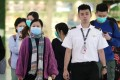 Hong Kong's immunisation rate is quite high but as an international travel hub, the city is not spared imported measles cases. For Hongkongers, the return of face masks in public is a reminder of the 2003 Sars crisis. Photo: Felix Wong