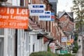 Homes for sale in Birmingham. About 60 per cent of London-based landlords bought properties elsewhere in Britain in the last year, up from 25 per cent in 2010. Photo: Alamy Stock Photo