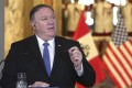 US Secretary of State Mike Pompeo called China a pretend friend of Latin America during his four-nation tour. Photo: AP