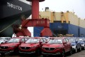 The US-China trade war directly affects 3 per cent of global trade, but the automotive industry accounts for 8 per cent, according to World Trade Organisation figures. Photo: Reuters