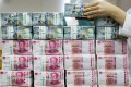 It has been 10 years since China embarked on the internationalisation of the renminbi, which was seen as an attempt to challenge the US dollar's supremacy. Photo: Bloomberg