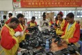 In Ethiopia, Chinese companies such as shoe manufacturer Huajian Group hire locals. When there are local employees, there are also more labour disputes. Photo: AP