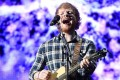 Ed Sheeran had been due to play his second concert in Hong Kong on Thursday night. Photo: AFP