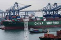 The evolution of emissions standards is set to have a major impact on shipping in both Hong Kong and mainland China. Photo: AFP