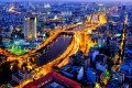 A property boom in Vietnam has seen many new skyscrapers rise in Ho Chi Minh City, while a thriving contemporary food and drinks scene flourishes in the city. Photo: Alamy