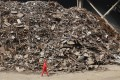 China has been clamping down on scrap imports as part of a campaign against foreign solid waste. Photo: Reuters.