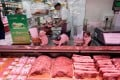 With a reduced pork supply at home, China has had to buy more from overseas. In the first two months of the year, the country's pork imports increased 10 per cent to 207,000 tonnes, the agriculture ministry said. Photo: Reuters