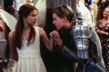 Leonardo DiCaprio and Claire Danes play the star-crossed lovers in Baz Lurhmann's 1996 Hollywood version of 'Romeo and Juliet'. Photo: Reuters