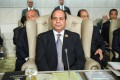 Supporters of President Abdel Fattah el-Sisi say he has stabilised Egypt and needs more time to reform and develop the economy. Photo: AFP