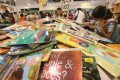 The 2018 Hong Kong Book Fair at the Hong Kong Convention and Exhibition Centre in Wan Chai. Photo: David Wong