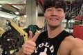South Korean singer-actor Kim Jong-kook, who first found fame as one half of the K-pop duo, Turbo. Photo: Instagram@kjk76