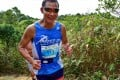 Shek Kong is a retired PE teacher turned triathlon coach who still competes, and competes to win, in races aged 64. Photo: Yau Goi