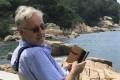 German photographer Michael died suddenly at his home on Cheung Chau island, Hong Kong. Photo: Blue Lotus Gallery via AP