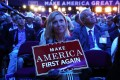 The central message of Donald Trump's 2016 campaign – that Americans have been taken advantage of by partner nations and its politicians – continues to resonate with his supporters. Photo: Getty Images/AFP