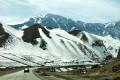 The new 350km highway between Bishkek, the Kyrgyz capital, and Naryn was built with Chinese backing. Photo: Kalinga Seneviratne
