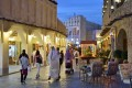 The Souk Waqif bazaar in Doha offers a taste of traditional Arabic shopping for travellers who want to see a bit of traditional Qatar. Photo: Alamy