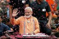 Can anyone challenge Narendra Modi's immense charisma and huge following? Photo: Business Today India