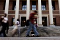 The Trump administration has rolled back an Obama-era policy that allowed Chinese citizens to secure five-year student visas. Photo: Reuters