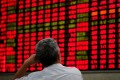 The bourses of Shanghai and Shenzhen are not included in the list of eligible entities for MPF funds to invest in. Photo: Reuters