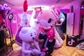 A TikTok party in Tokyo in February. Picture: Shiho Fukada / Bloomberg