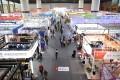 The China-US trade war affected activity at the spring Canton Fair. Photo: Xinhua