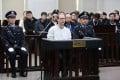 January's retrial of Canadian Robert Lloyd Schellenberg deepened the diplomatic spat between Beijing and Ottawa. Photo: AFP