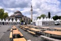 Merkez mosque in Duisburg, Germany, on May 3. Photo: EPA