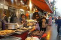Daerim-dong's Chinatown is popular with Joseon-jok. Photo. David Lee