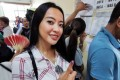 Mocha Uson fell flat in her attempt to win a seat in the House. Photo: Twitter
