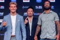 Sage Northcutt (left) will meet Cosmo Alexandre (right). Photo: One Championship